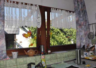 Issum-Sevelen Bungalow Küche