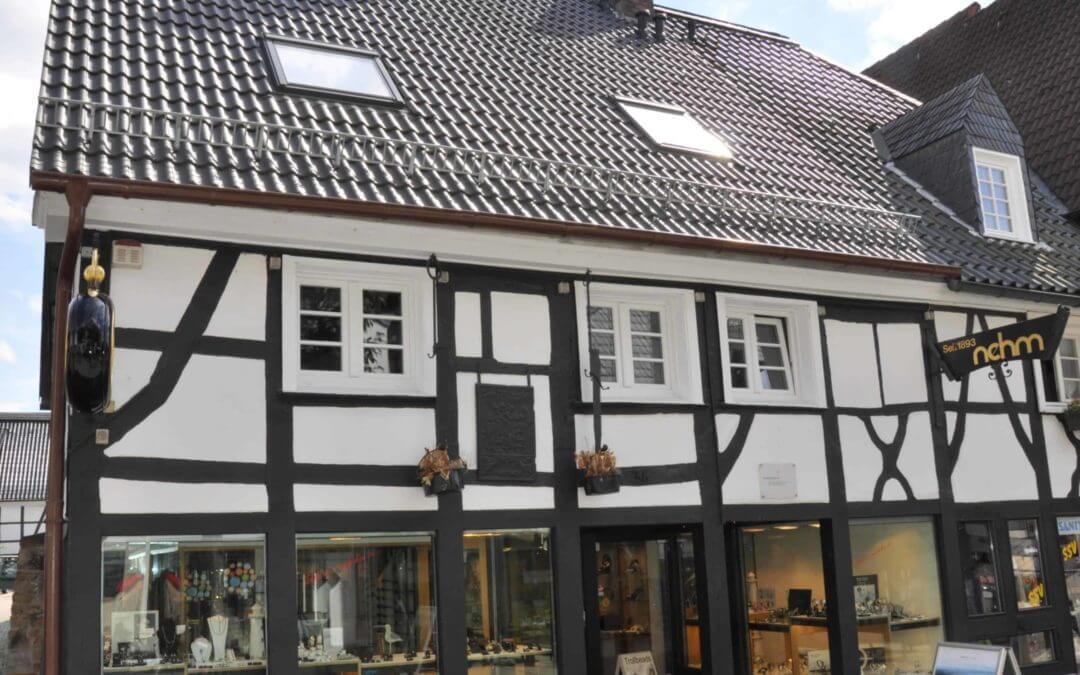 Stilvoll wohnen in der Herdecker Altstadt
