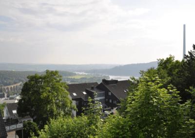 Herdecke-Nacken Aussicht Loggia