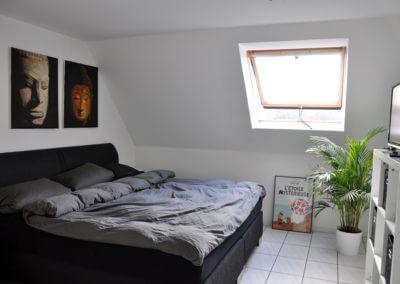 Schlafzimmer - Maisonette Nähe Innenstadt Herdecke