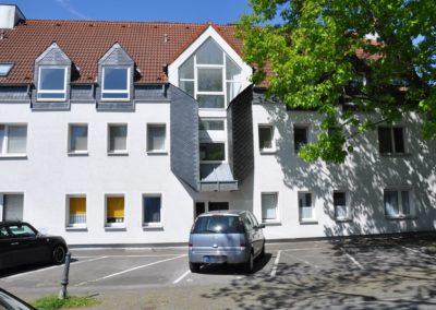 Strassenansicht - Maisonette Nähe Innenstadt Herdecke