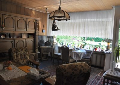Wohnzimmer - Gemütliche Wohnung in der Herdecker Altstadt