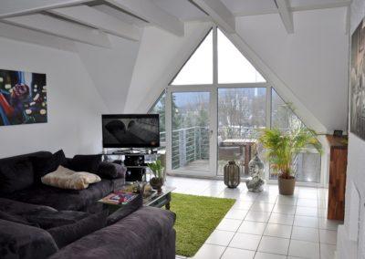 Wohnzimmer -Maisonette