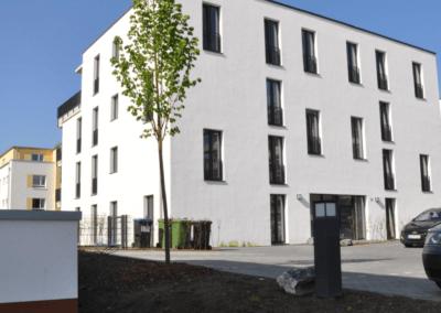 Erdgeschoss Eingang | Barrierefreie Wohnung im Erdgeschoss in Herdecke