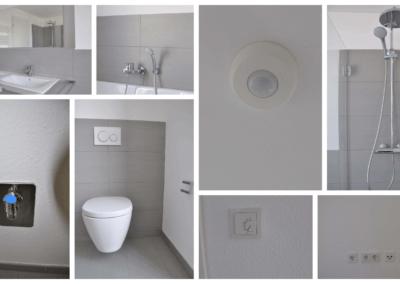 Modernes Sanitär | Barrierefreie Wohnung im Erdgeschoss in Herdecke