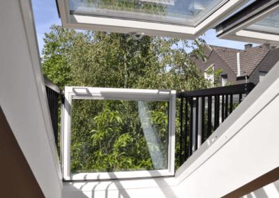 Ausblick ins Grüne | Modernisierte Dachgeschosswohnung in Wetter