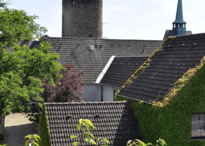 Aussicht | Modernisierte Dachgeschosswohnung in Wetter