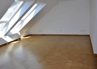 Heller Wohnraum | Modernisierte Dachgeschosswohnung in Wetter
