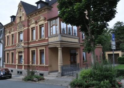 Strassenansicht | Renovierte Altbauwohnung in Wetter