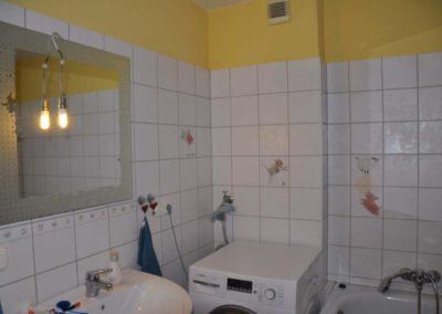 Bad mit Badewanne und Dusche Reihenmittelhaus Herdecke-Westende