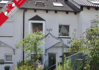 Immobilienrundgang Reihenmittelhaus Herdecke-Westende