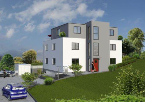 Neubau in Herdecke – attraktiv – individuell – hochwertig