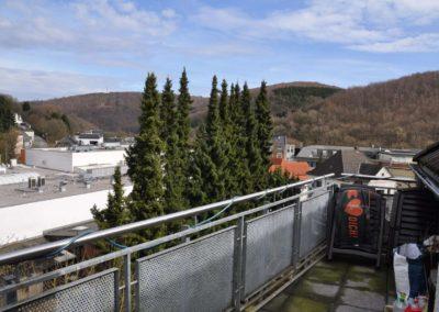 Aussicht vom Balkon (klein)