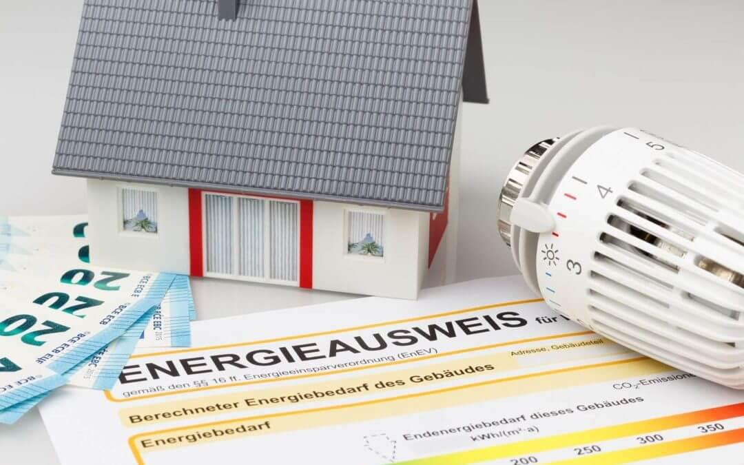 Energieausweis: Viele Ausweise verlieren Gültigkeit