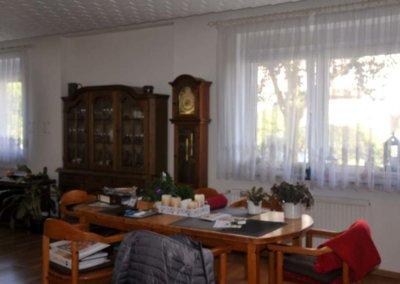 Esszimmer von gemütlicher Wohnung mit Terrasse und Balkon in Gevelsberg