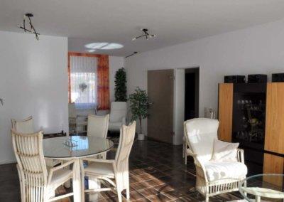 Esszimmer von komplett eingerichteter Wohnung in Herdecke-Westende