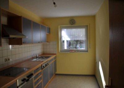 Küche von Eigentumswohnung mit Terrasse in Wetter