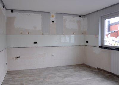 Küche von freistehendem Wohnhaus in Selm-Bork