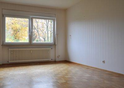 Großes Schlafzimmer von freistehendem Wohnhaus in Selm-Bork