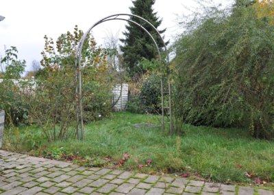 Garten von freistehendem Wohnhaus in Selm-Bork