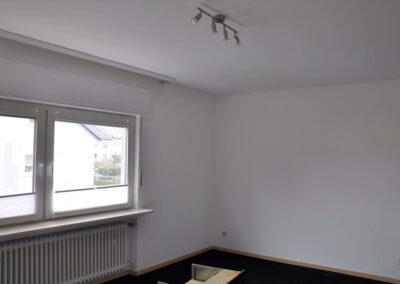 Wohnzimmer von gemütlicher und ruhiger Wohnung in Hagen-Vorhalle