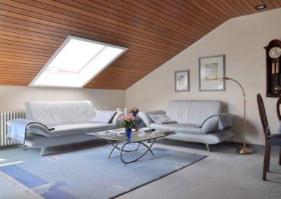 Über den Dächern von Herdecke - Wohnzimmer