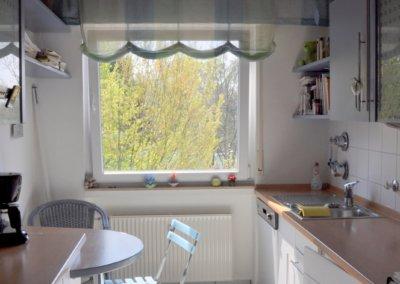 Über den Dächern von Herdecke - Einbauküche inklusive