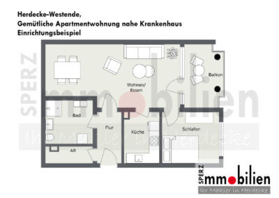Grundriss Gemütliche Apartmentwohnung nahe Krankenhaus (3)
