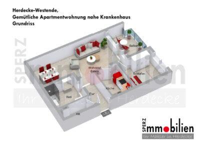 Grundriss Gemütliche Apartmentwohnung nahe Krankenhaus (4)