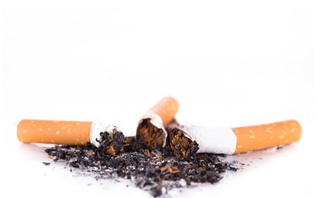 Mieter haftet für starke Vergilbung durch Rauchen